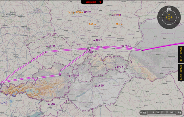Flight_MAP